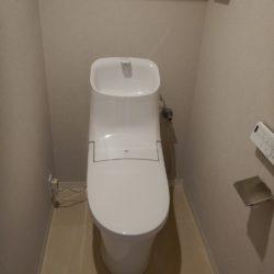 手洗い一体型、ウオシュレット機能付(内装)
